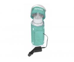 Ohrievač dojčenských fliaš do auta Miniland Baby Warmy Travel