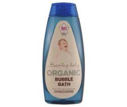 Organická Detská pena do kúpeľa 250 ml Beaming Baby