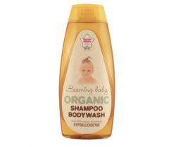Organický detský šampón a telové mýdlo 250 ml Beaming Baby