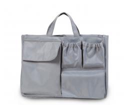 Organizér do prebaľovací tašky Childhome Grey