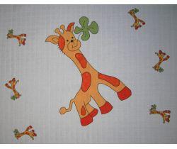 Osuška 2 Ks Libštat Tetra 90x100 Žirafa veľká