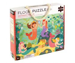 Podlahové puzzle Petitcollage Morské víly