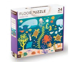 Podlahové puzzle Petitcollage Život oceánov