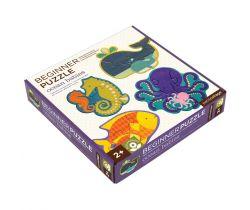 Prvé puzzle Petitcollage Mláďatká oceánu