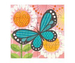 Puzzle Petitcollage Motýľ