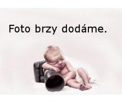 Kočík Petitcollin prútený ružový (pre bábiku do 40 cm)