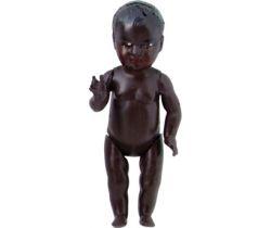 Kúpacia bábika Petitcollin 6 cm
