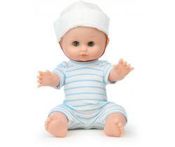 Kúpacia bábika Croisette Petitcollin 28 cm