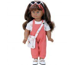 Bábika Emilie Métisse Petitcollin 39 cm