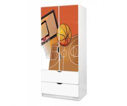 Pinokio Deluxe Basketbal 32 šatníková skriňa