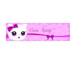 Fototapeta Pinokio Deluxe Cute Kitty