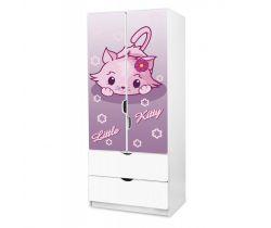Pinokio Deluxe Little Kitty 16 šatníková skriňa