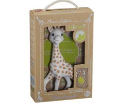 Pískacia gumová žirafka Vulli So´Pure