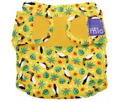 Plienkové nohavičky Bambino Mio Tropical Toucan
