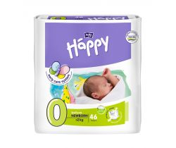 Plienky Bella Baby Happy Before Newborn 0 (0-2 kg) 46 ks
