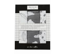 Plienky 120x120 cm 3-balenie Meyco