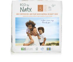 Plienky Naty Nature Babycare Junior 5 (11-25 kg) 22 ks