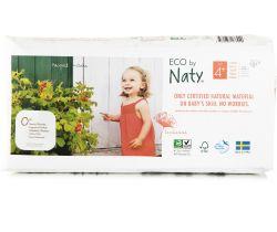 Plienky Naty Nature Babycare Maxi Plus 4+ (9-20 kg) 42 ks