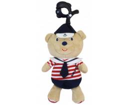 Plyšová hračka BabyMix Sailor Boy