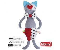 Plyšová hračka Mom's Care Kočička