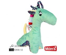 Plyšová hračka Mom's Care Žirafka