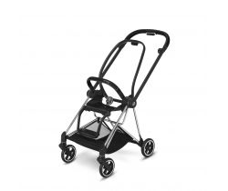 Podvozok Cybex Mios Chrome Black + Seat