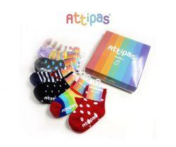 Ponožky 7 párov Attipas