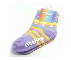 Ponožky Attipas Attibebe Pink