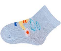 Ponožky froté Yo Blue Helicopter