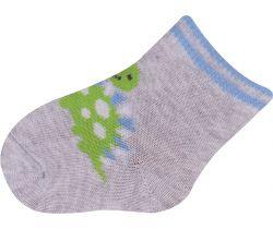 Ponožky froté Yo Grey Dragon