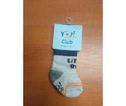 Ponožky froté Yo Little Boy