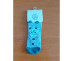 Ponožky Yo uši Hroch sivý