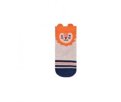Ponožky Yo uši Lev béžový