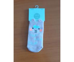 Ponožky Yo uši Zajačik Ružový