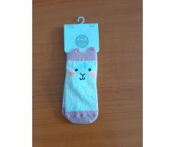 Ponožky Yo uši Zajačik žltý