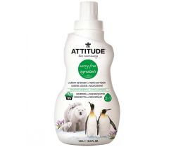 Prací gél a aviváž (2 v 1) Attitude s vôňou Mountain Essentials 1050 ml (35 dávok)
