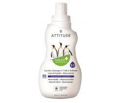 Prací gél a aviváž (2 v 1) Attitude s vôňou Mountain Essentials 1050 ml (35 dávok)