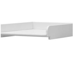 Prebaľovací pult na postieľku 120x60 cm Pinio Basic