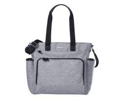 Prebaľovacia taška Joissy City Grey Melange