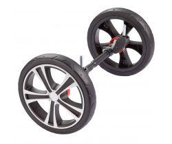 Predné výmenná pevné kolesá pre F6 Air+ Gesslein