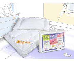 Prikrývka a vankúš Baby´s Zone Otonio-Comfort