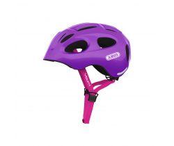 Prilba ABUS Youn-I Sparkling Purple