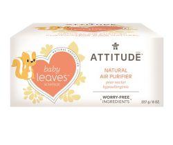 Prírodný čistiaci osviežovač vzduchu Attitude Baby leaves s vôňou hruškovej šťavy 227 g