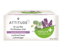 Prírodný čistiaci osviežovač vzduchu s vôňou levandule a eukalyptu 227 g Attitude