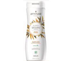 Prírodné šampón Attitude Super leaves rozjasňujúci pre normálne a mastné vlasy 473 ml