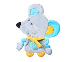 Přítulníček BabyOno Flat Mouse Kirstin