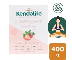 Proteínový nápoj Kendalife jahoda (400 g)