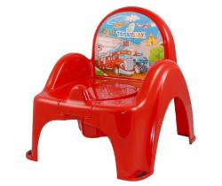 Protišmykový nočník / stolček s melódiou Tega Baby Cars