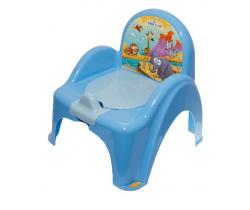 Protišmykový nočník / stolček s melódiou Tega Baby Safari