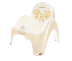 Protišmykový nočník / stolček s melódiou Tega Baby Teddy Bear